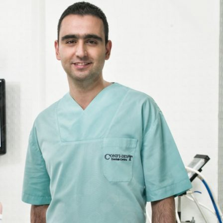 Dr. Dt. Engin Peray